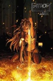 Fathom Dawn Of War #3B Wizard World Texas Variant Michael Turner DOW